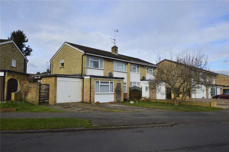 4 Bedrooms Semi Detached House for sale in Hatford Road, Reading, Berkshire, RG30