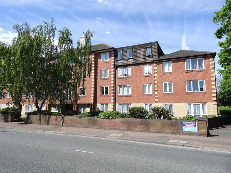 1 Bedroom Retirement Property for sale in Homesteyne House, Broadwater Road, Broadwater, BN14
