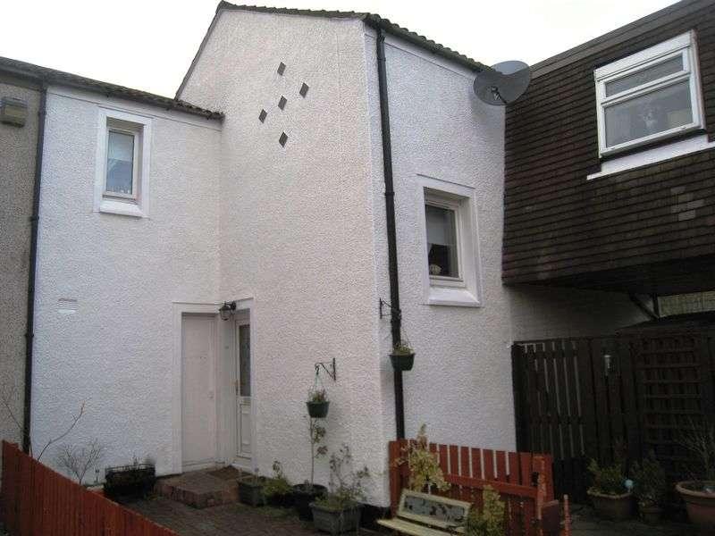 3 Bedrooms Terraced House for sale in Woodside Gardens, Coatbridge