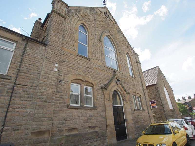 1 Bedroom Apartment Flat for sale in Chapel Street, New Mills, High Peak, Derbyshire, SK22 3JQ