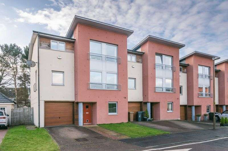 4 Bedrooms House for sale in 17 Pinegrove Gardens, Barnton, Edinburgh, EH4 8DA