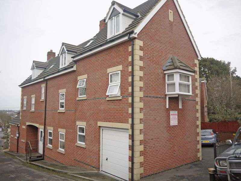 1 Bedroom Flat for sale in Vicarage View, Old Town, Swindon