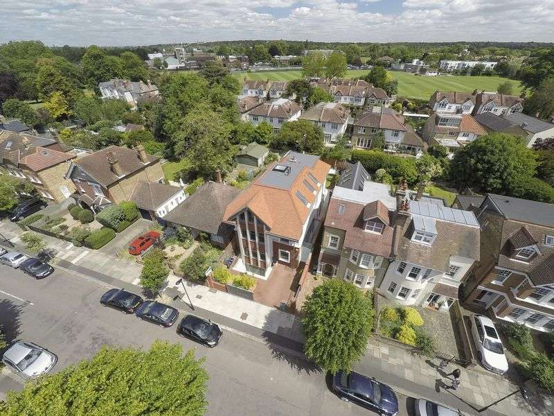 6 Bedrooms Detached House for sale in Langham Road, Teddington