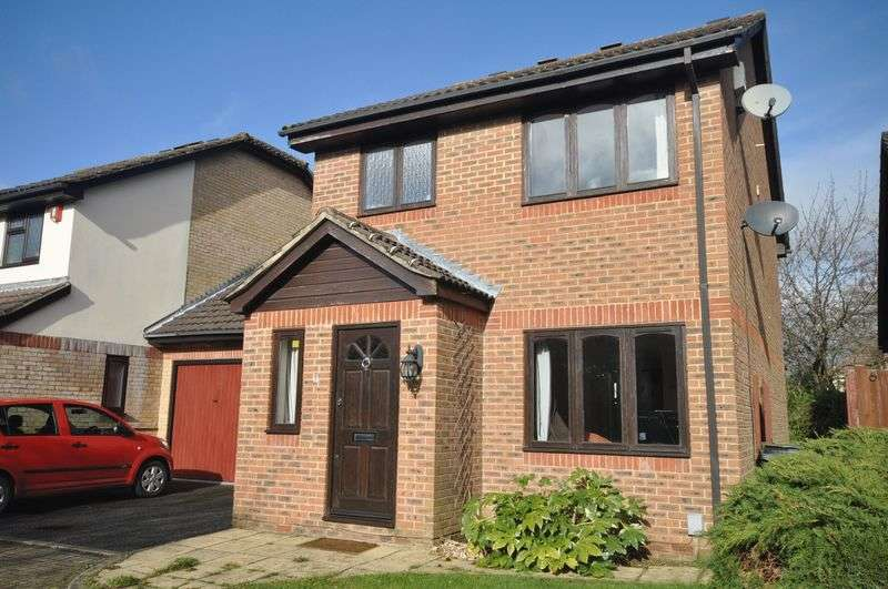 4 Bedrooms Detached House for sale in Osprey Close, Fetcham