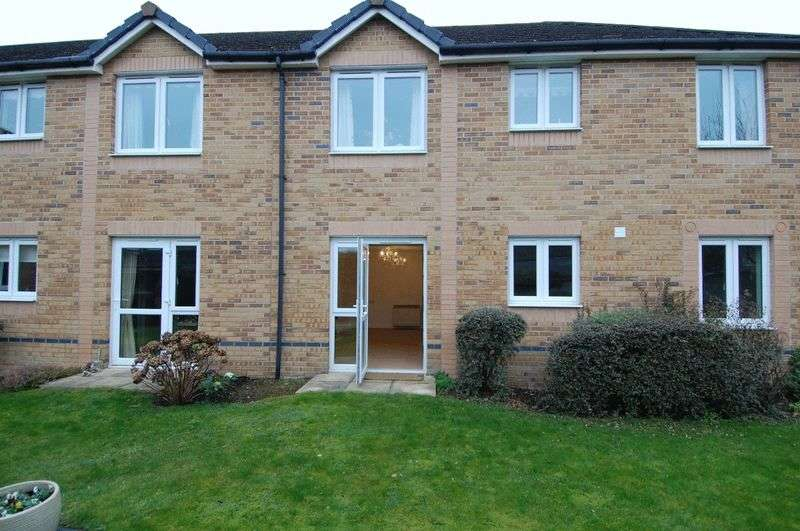 1 Bedroom Retirement Property for sale in RETIREMENT KIDLINGTON