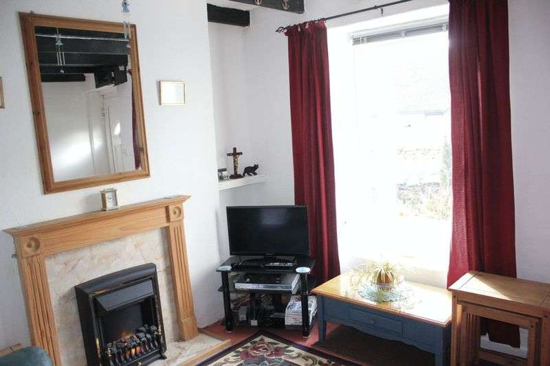 2 Bedrooms Terraced House for sale in Mabe Burnthouse, Penryn