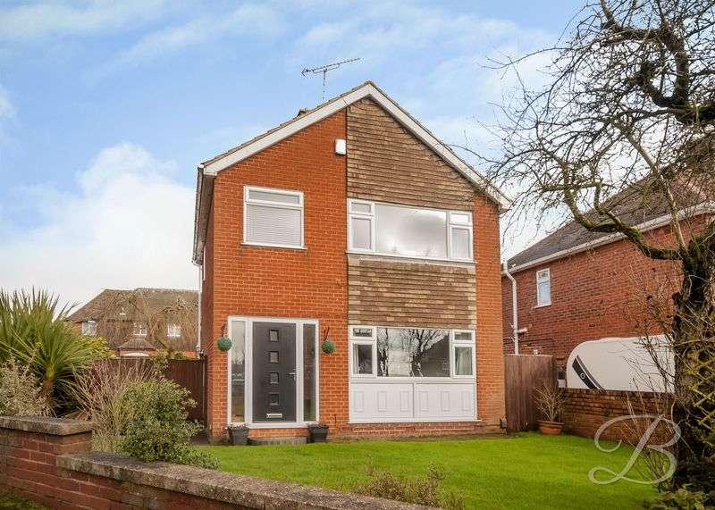 3 Bedrooms Detached House for sale in Southwell Road East, Rainworth