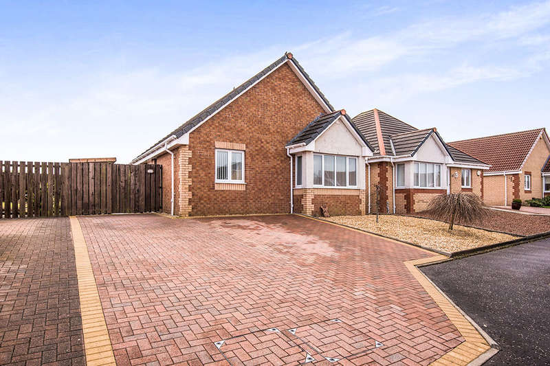 3 Bedrooms Detached Bungalow for sale in Allison Gardens, Blackridge, Bathgate, EH48