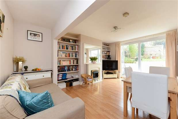 2 Bedrooms Maisonette Flat for sale in Blythe Hill, Catford