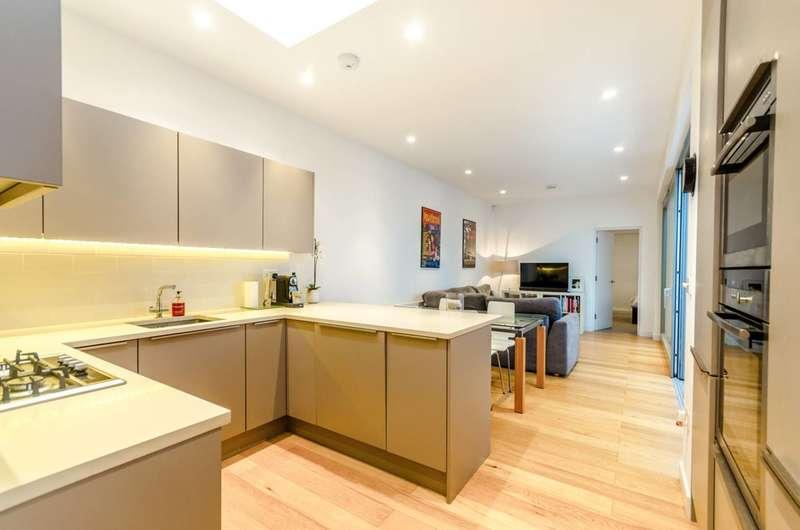2 Bedrooms Bungalow for sale in Hillfield Mews, Hornsey, N8