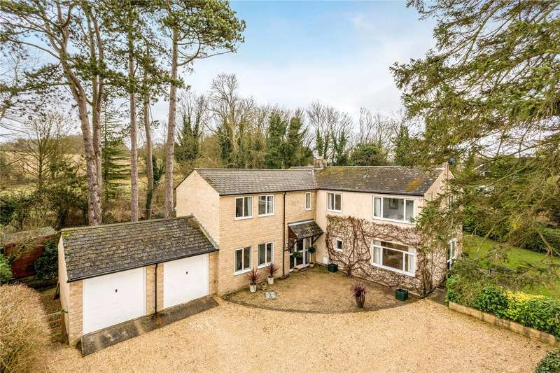 5 Bedrooms Detached House for sale in The Slade, Charlbury, Chipping Norton, Oxfordshire, OX7