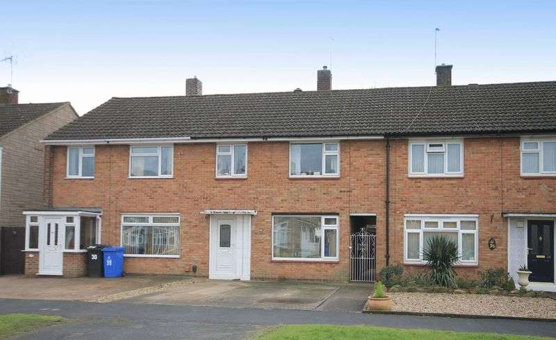 3 Bedrooms Terraced House for sale in BOSCASTLE ROAD, ALVASTON