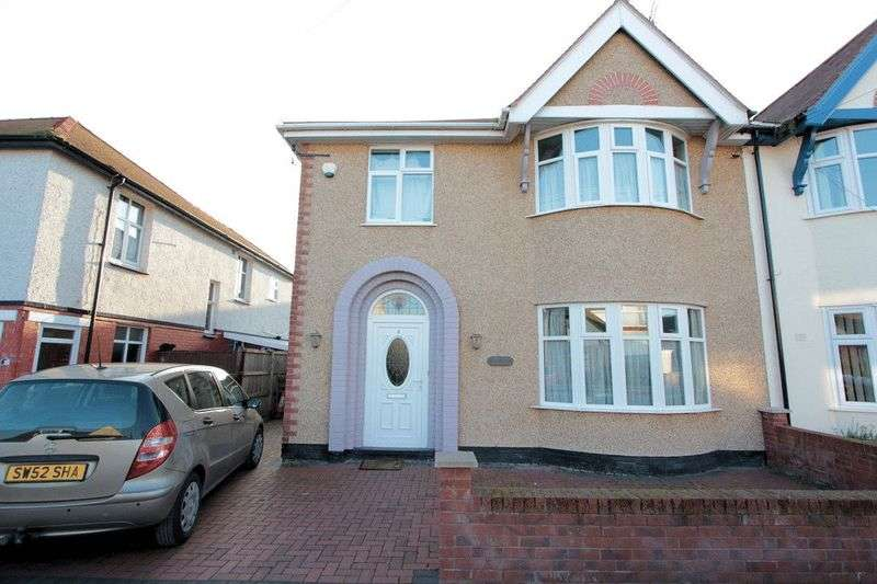 4 Bedrooms Semi Detached House for sale in Kinard Drive, Rhyl
