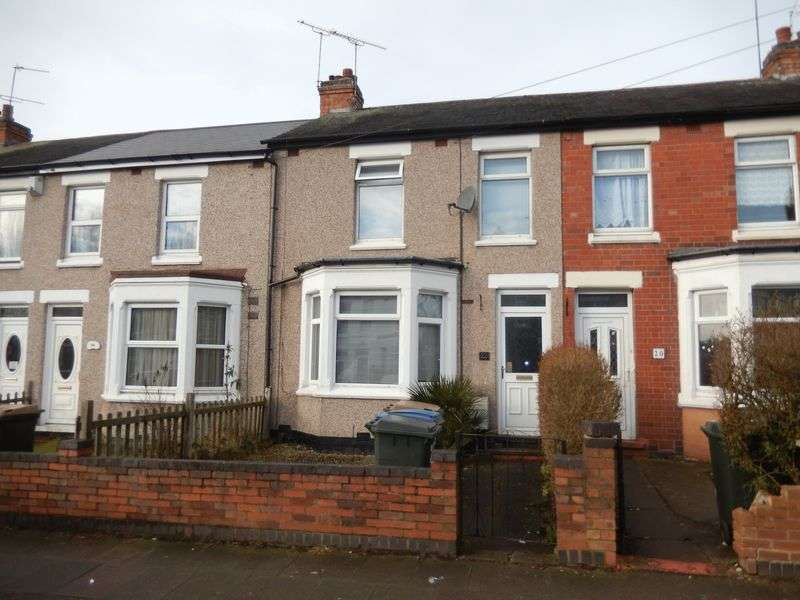 3 Bedrooms Terraced House for sale in Eastcotes, Tile Hill, Coventry, CV4 9AU