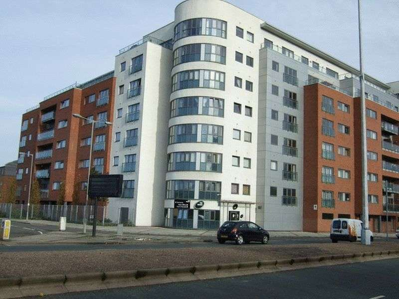 2 Bedrooms Flat for sale in The Reach, Liverpool City Centre