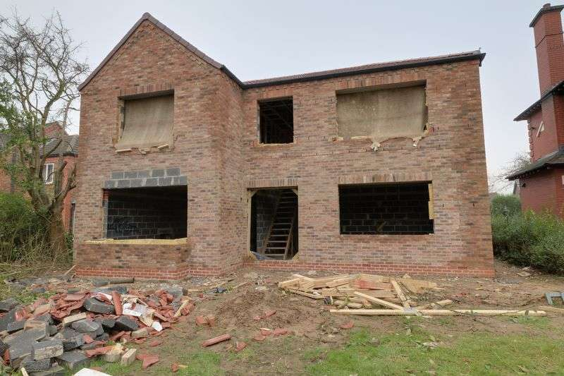 5 Bedrooms Detached House for sale in New Build, Doncaster Road, Scunthorpe