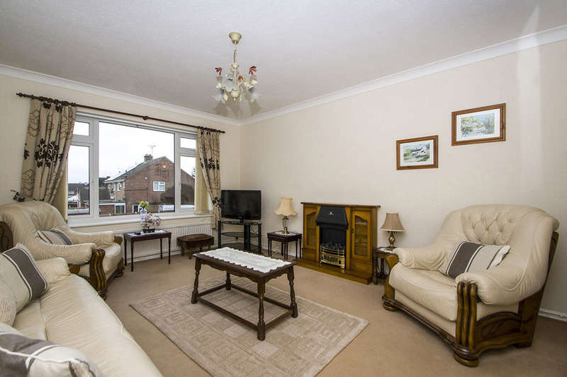 2 Bedrooms Flat for sale in Grasmere Court, Long Eaton, Nottingham, NG10