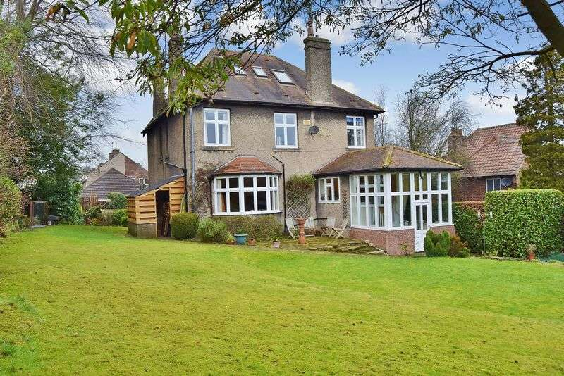 5 Bedrooms Detached House for sale in Hextol House, Hexham