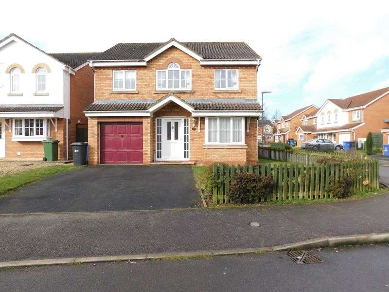 4 Bedrooms Detached House for sale in Prices Way, Brackley