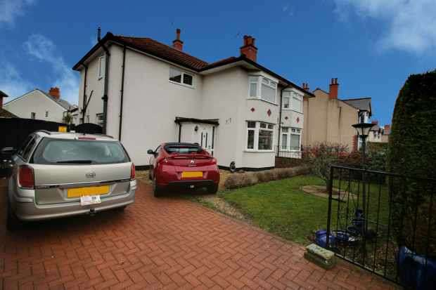 3 Bedrooms Semi Detached House for sale in Beechley Road, Wrexham, Clwyd, LL13 7AU