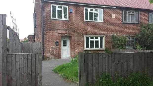 3 Bedrooms Semi Detached House for sale in Shrewsbury Road, Worksop, Nottinghamshire, S80 2PB