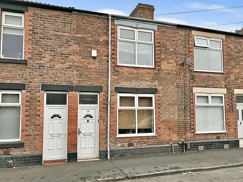 2 Bedrooms Terraced House for sale in Queens Road, Higher Runcorn