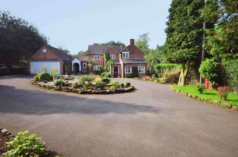 5 Bedrooms Detached House for sale in Croxton, near Eccleshall, Staffordshire