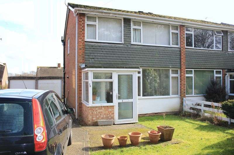 3 Bedrooms Semi Detached House for sale in Greatwood Close, Southampton