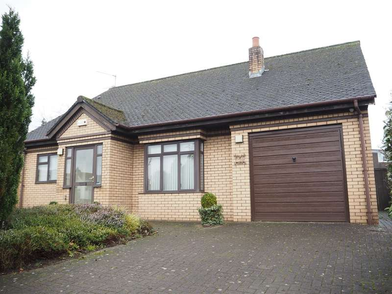 2 Bedrooms Detached Bungalow for sale in Cwm Lane, Rogerstone, Newport