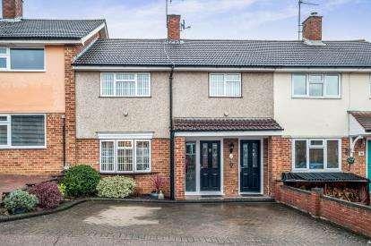 3 Bedrooms Terraced House for sale in Coulser Close, Hemel Hempstead, Hertfordshire, .