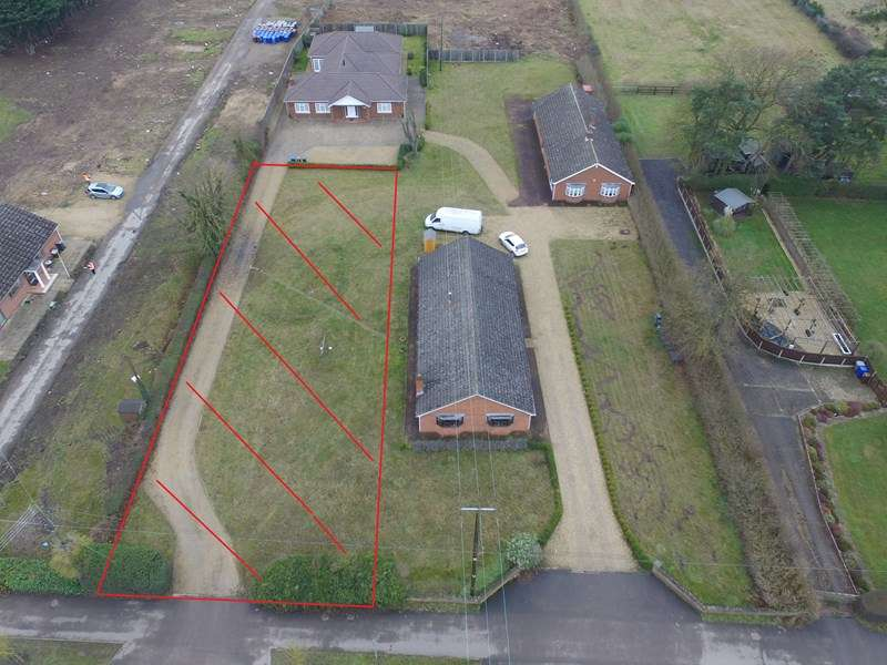 Land Commercial for sale in Turnpike Road, Red Lodge, Bury St. Edmunds