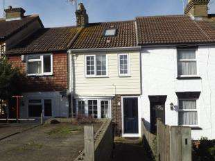 2 Bedrooms Terraced House for sale in Maidstone Road, Gillingham, Kent