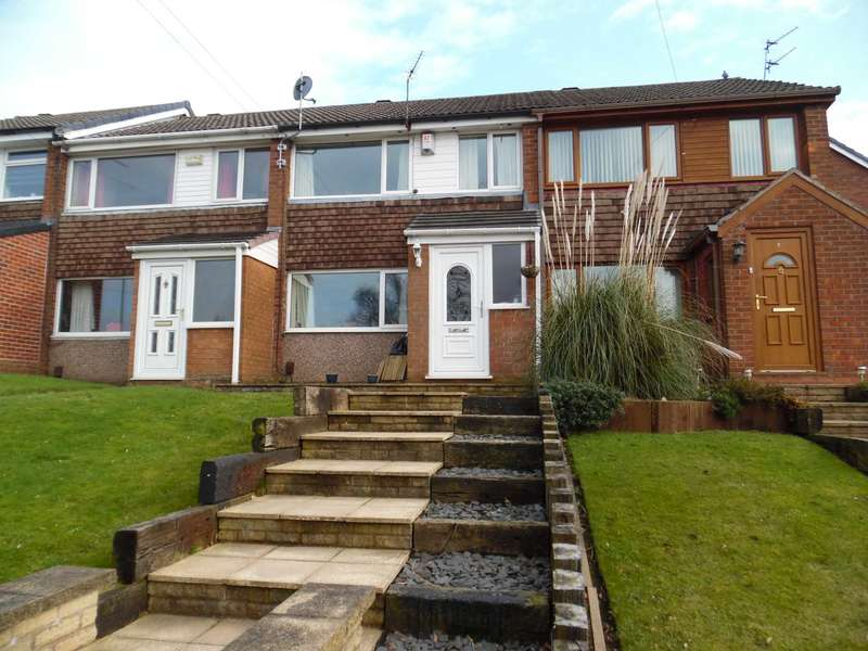 3 Bedrooms Terraced House for sale in Brindle Way, Shaw