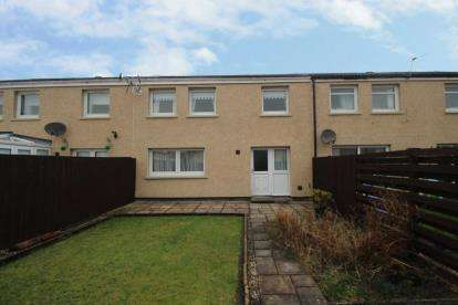 3 Bedrooms Terraced House for sale in Hornbeam Road, Cumbernauld