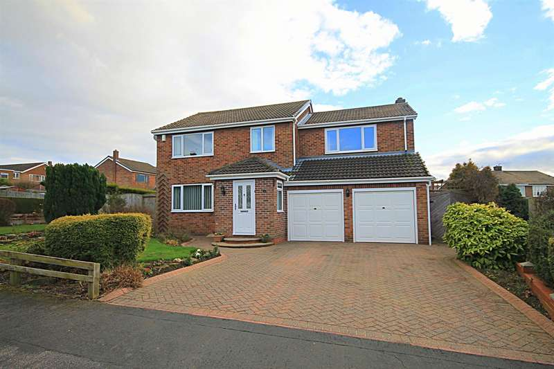 4 Bedrooms Property for sale in Cragside, Witton Gilbert, Durham