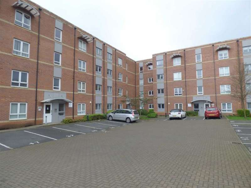 2 Bedrooms Property for sale in Ben Brierley Wharf, Failsworth, Manchester, M35