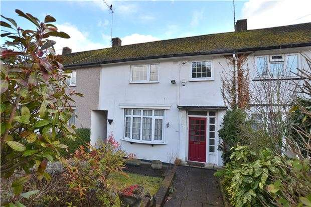3 Bedrooms Terraced House for sale in Longbury Drive, ORPINGTON, Kent, BR5 2JT