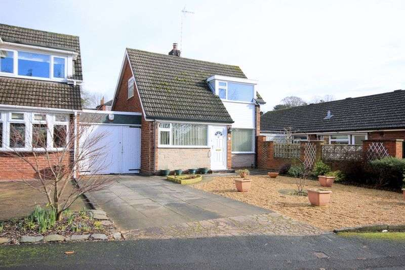 2 Bedrooms Detached House for sale in Flax Croft, Stone
