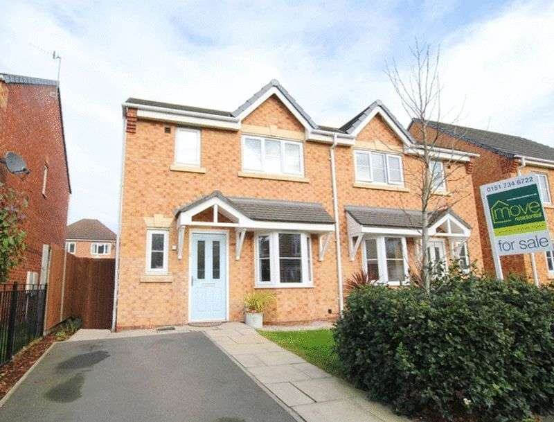 3 Bedrooms Semi Detached House for sale in Southampton Drive, Cressington Heath, Liverpool, L19