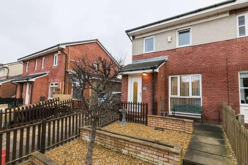 2 Bedrooms Semi Detached House for sale in 24 West Pilton Loan, West Pilton, Edinburgh, EH4 4EZ