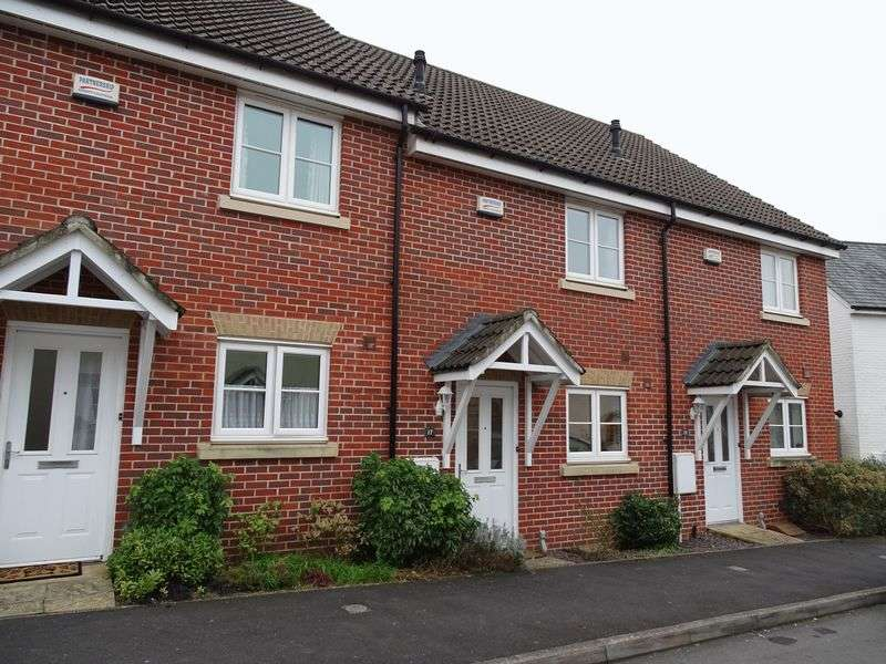 2 Bedrooms Terraced House for sale in Pilgrims Way, Laverstock
