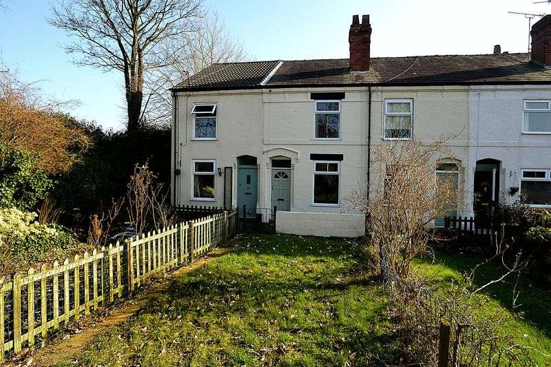 2 Bedrooms Terraced House for sale in Sandhill Terrace, Latchford, Warrington