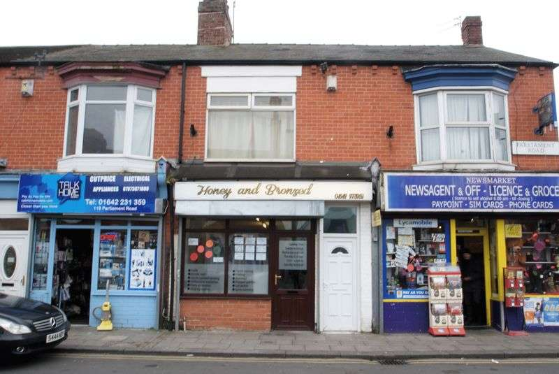1 Bedroom Property for sale in Parliament Road, Middlesbrough
