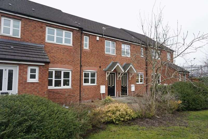2 Bedrooms Terraced House for sale in Kennett Drive, Bredbury
