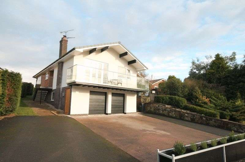 3 Bedrooms Detached House for sale in Church Road, Ashley