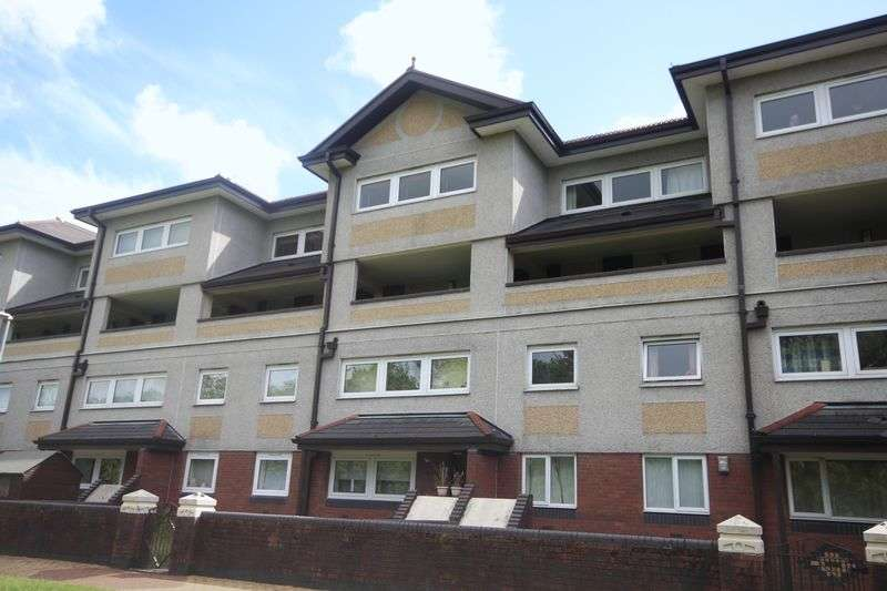 2 Bedrooms Flat for sale in STONEYVALE COURT, Queensway, Rochdale OL11 1SU