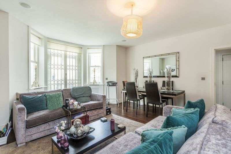 3 Bedrooms Flat for sale in Redcliffe Gardens, London