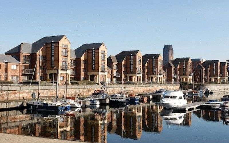 4 Bedrooms Flat for rent in Mariners Wharf South Ferry Quay L3