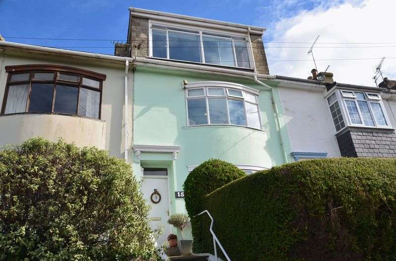 3 Bedrooms Terraced House for sale in North View Road, Brixham