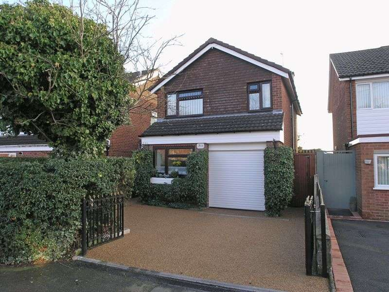 3 Bedrooms Detached House for sale in STOURBRIDGE, Penfields, Cotswold Road